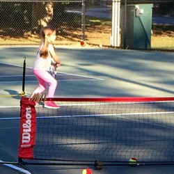 Red court swings