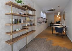 Manicure service stations