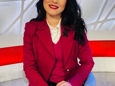 11.2.2020 Tagadà broadcasted on Italian TV La7