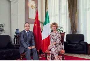 Interview with the Chinese Ambassador to Italy Li Junhua