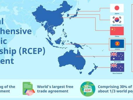Regional Comprehensive Economic Partnership: the world's biggest economic agreement