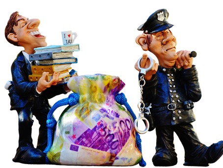 The use of invoices for non-existent transactions constitutes two distinct crimes