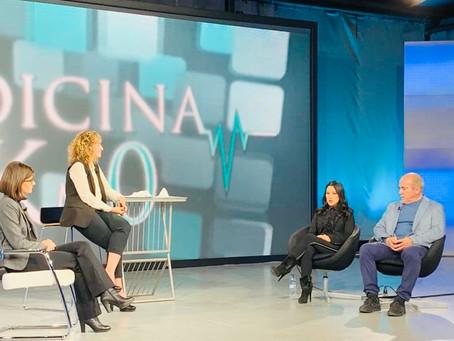 """Interview to Avv. Lifang Dong at """"Medicina Km 0"""" 9.2.2020"""