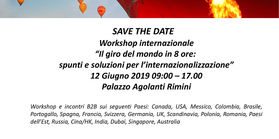 The World Tour in 8 hours: Ideas and Solutions for Internationalization (1)