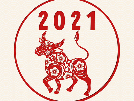 China and Italy's presidents 2021 new year address