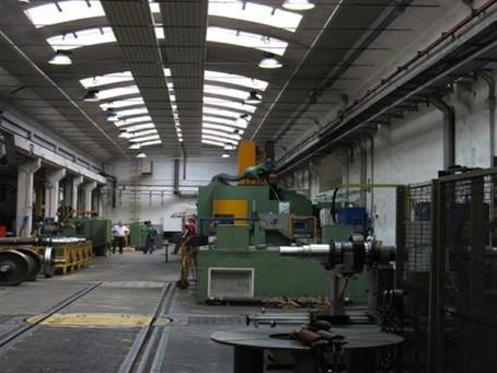 EMO fair in Milan (machine tools)