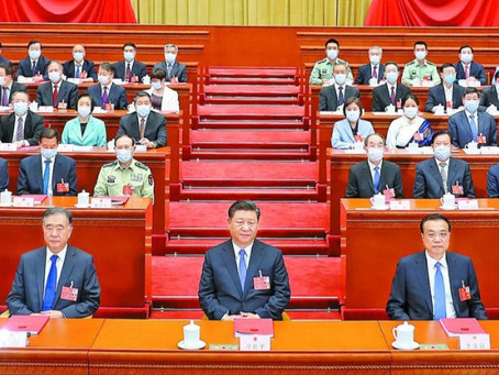 #TwoSessions : National People's Congress and Chinese People's Political Consultative Conference