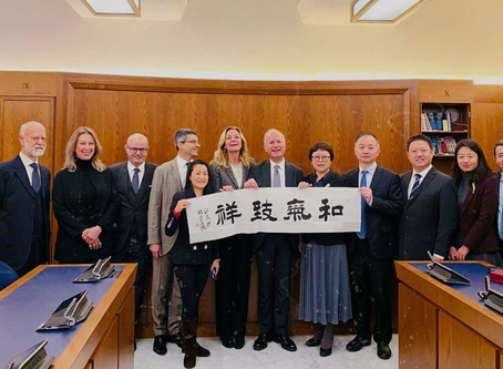 Silk Council met China Supreme People's Court