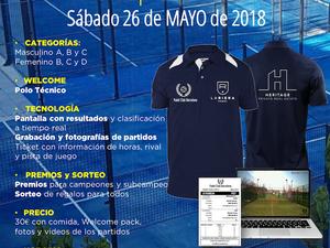 Torneo Expres 12 hora, 26 de Mayo de 2018 en Riera Padel Montgat