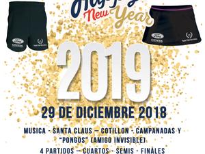TORNEO -NEW YEAR PADEL FEST- 29 de Diciembre 2018 - Maresme Padel Club