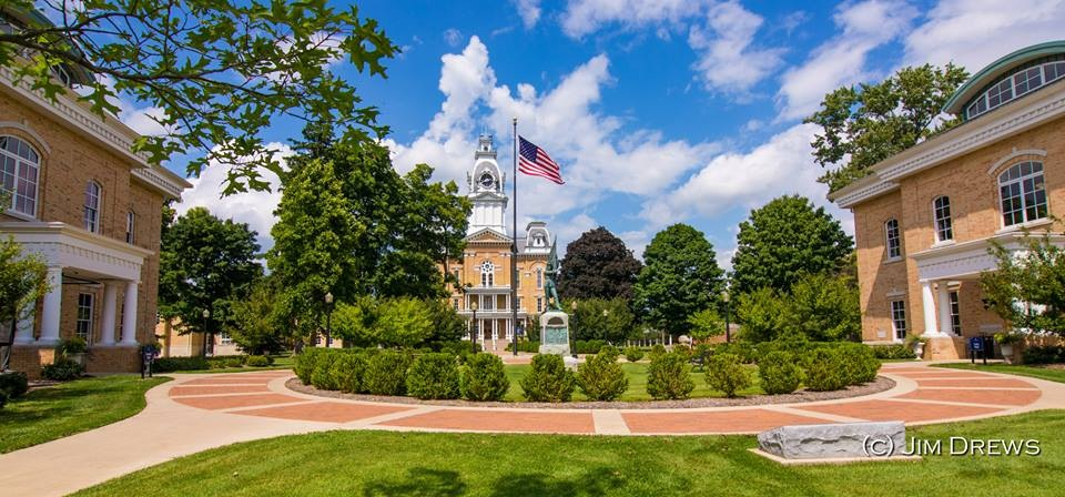 Beautiful Hillsdale College