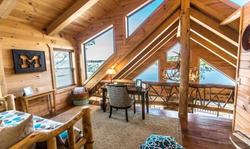 Newer Log Home