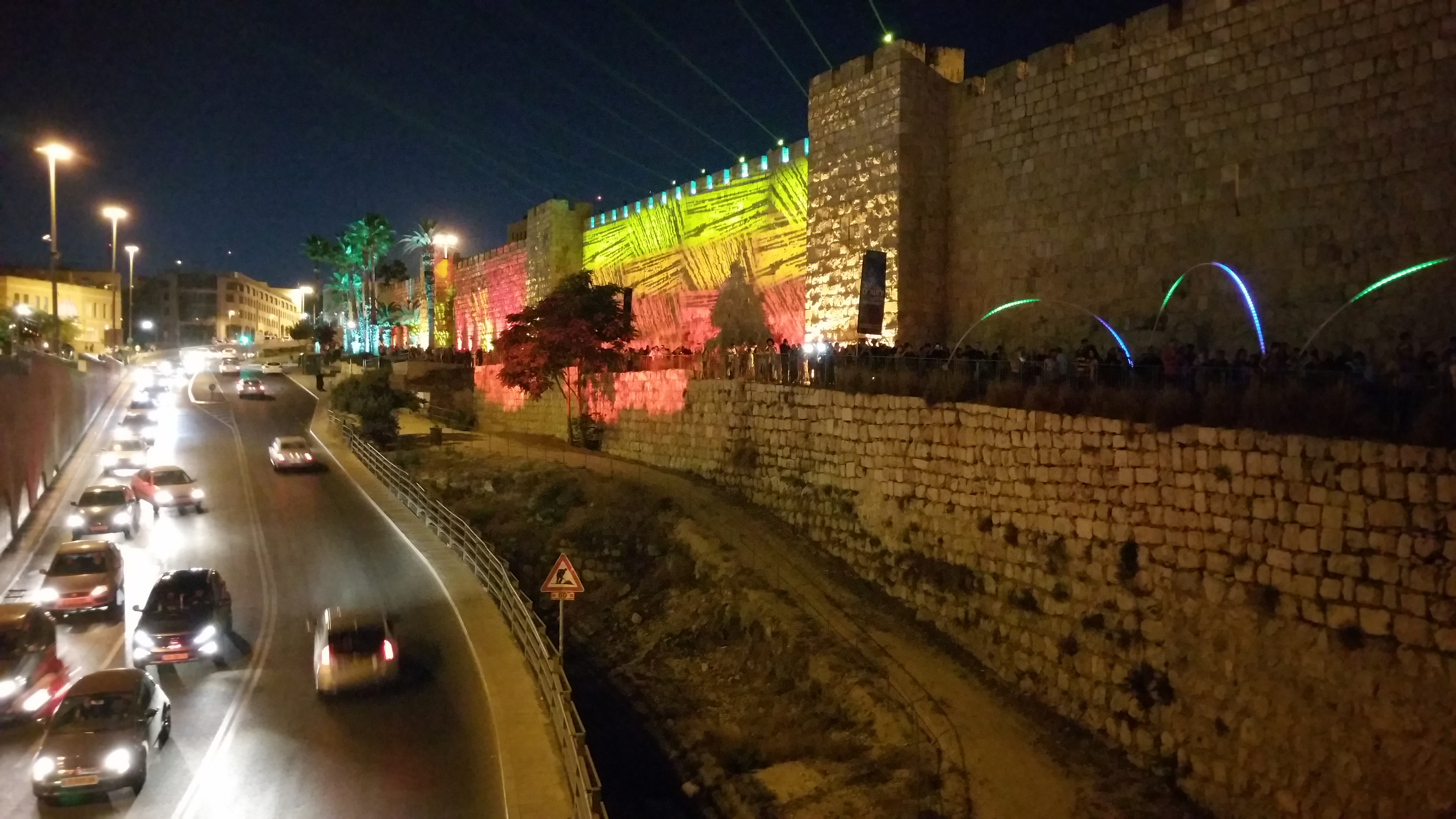 Light Festival Jerusalem