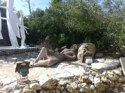 Jakobsleiter im Bibl. Park, Ariel