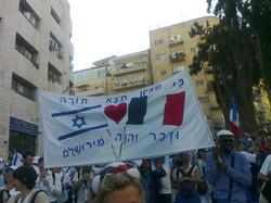 Jerusalemmarsch an Sukkot