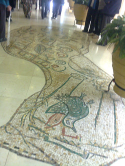 Kunst in der Knesset
