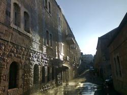 Jerusalem Winterausklang