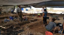 Ausgrabungen Tel Tsafit