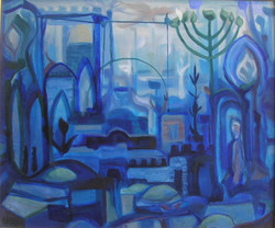 David Rakia: Jerusalem