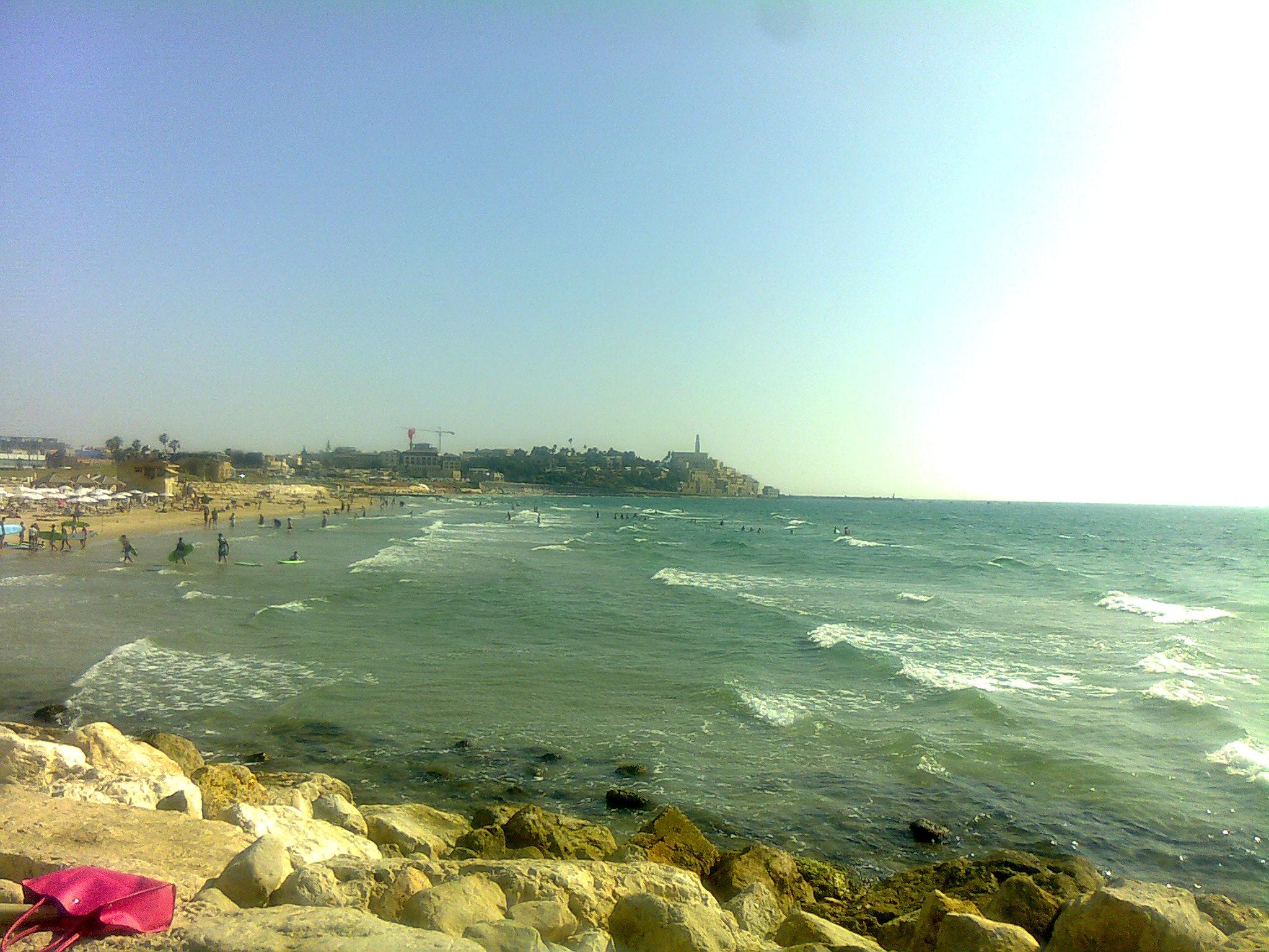 Strand Tel Aviv-Jaffo