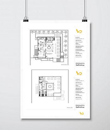 Diseño de restaurante Madrid