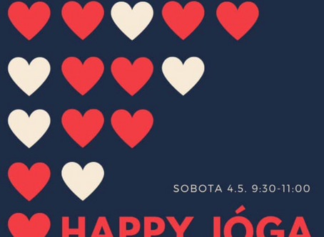 HAPPY JÓGA 4.5.