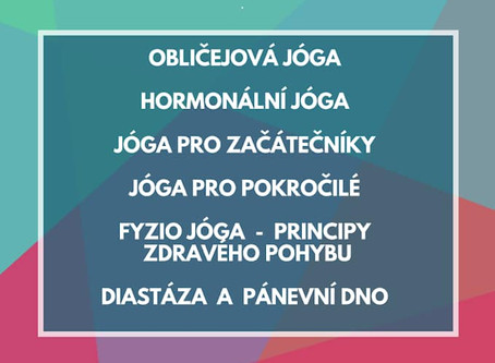 Workshopy v roce 2020