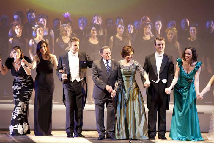 Premios Teatro Campoamor 2014.