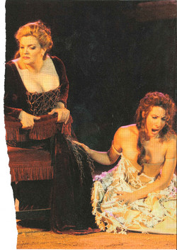"""Norma"" con Elisabete Matos."