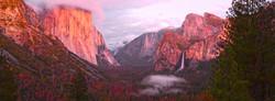 Yosemite National Park November 17, 2017