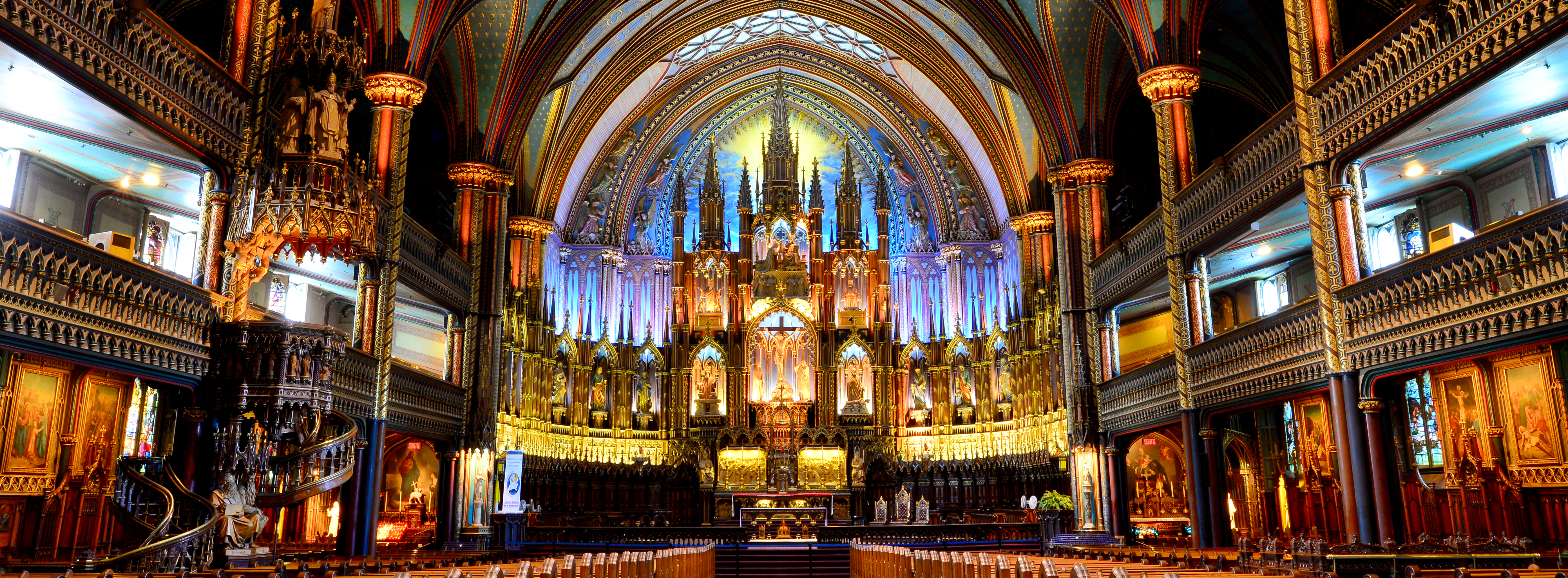 Notre Dame Basilica of Montreal (68)a_19