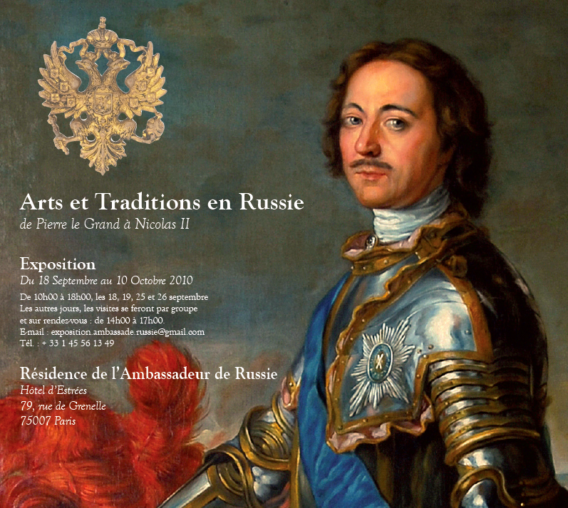 Arts et traditions en Russie