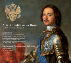 Arts et traditions en Russie