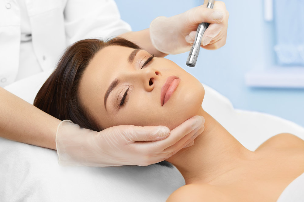 One Microdermabrasion on Face or Back...