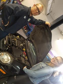 Great Car Repair on Dodge Neon First Car