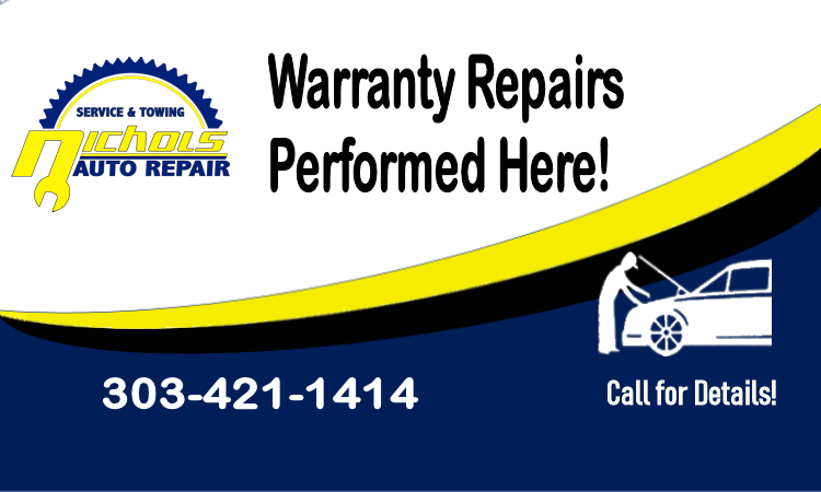 Warranty Car Repair Near Me