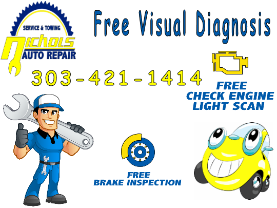 Mechanic Shop Free Automotive Diagnosis