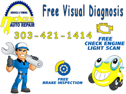 Mechanic Shop Free Automotive Diagnosis