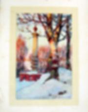 Киев. Альбом рисунков русских художников. 1906 г.