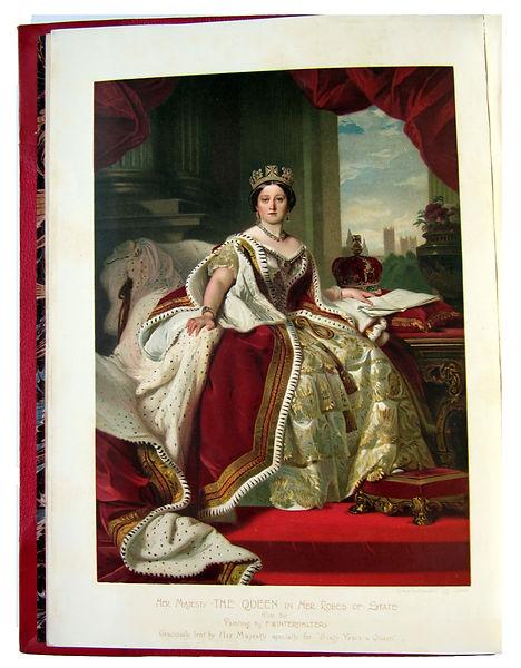 Шестьдесят лет Королева. История правления Её Величества. [1897 г.]