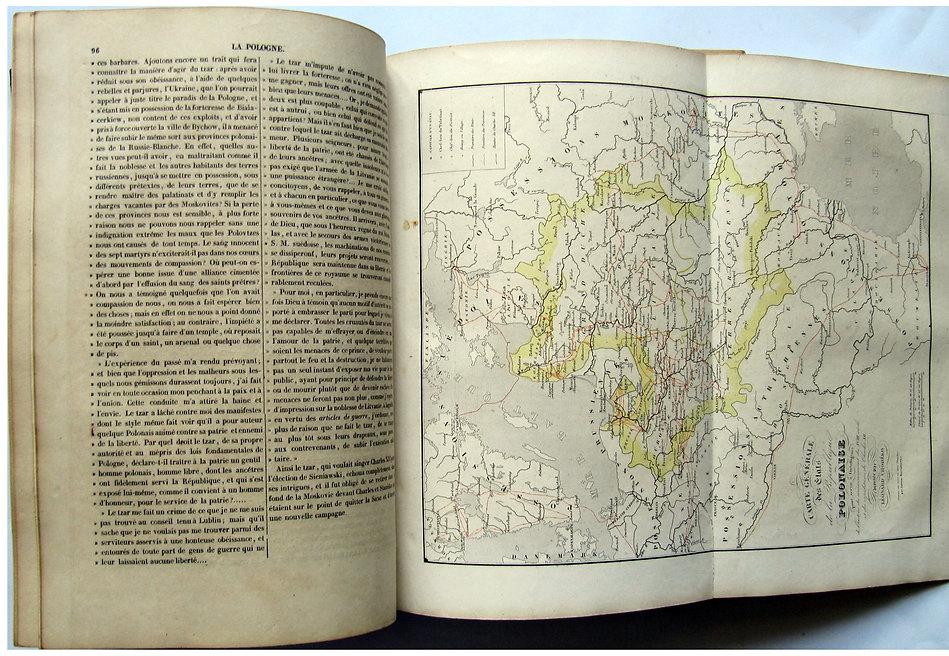 Ходзько Л. Польша историческая, литературная и монументальная. 1842 г.