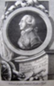 Князь Г.А.Потемкин-Таврический. Гравюра, конец XVIII в.