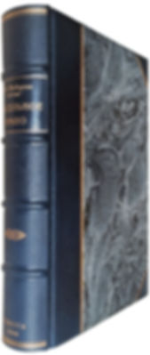 """Вексельное право. С приложением Высочайше утвержденного, 27 мая 1902 года, Устава о Векселях. Профессора Императорского Новороссийского Университета А.Ф.Федорова. Одесса. """"Экономическая"""" типография. 1906 г. XVIII, II, 701 стр. Размер 17х25,5 см. В полукожаном владельческом переплете эпохи с тиснением на корешке и передней крышке. Владельческая печать на титульном листе: """"Библиотека №166 Симеона Артемьевича Попова"""", владельческий подсчет цены книги простым карандашом. Очень хорошая сохранность. Первое, прижизненное издание автора."""