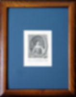 Екатерина Алексеевна, царица Московская. Вторая жена Петра I, называемого Великим. Коронована 18 мая 1724 г., скончалась17 Мая 1727 г. в возрасте 38 лет. Старинная гравюра. Франция. Около 1730 г.