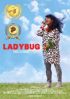 Filmposter Ladybug, this is Ineke.