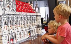 Lego stadhuis Middelburg