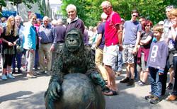 Living Statues Domburg