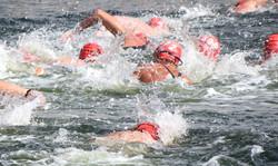 zwemmen kanaal door Walcheren