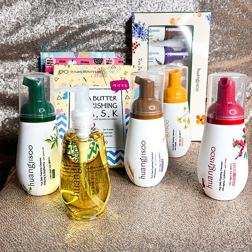 Huangjisoo Cleansers or Masks