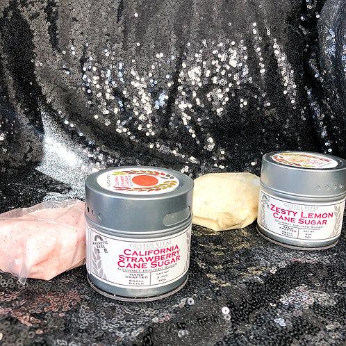 Gutus Vitae Infused Cane Sugar (past box item)